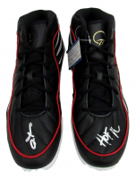 "Pair of (2) Allen Iverson Signed Reebok Basketball Shoes Inscribed ""HOF 16"" (JSA COA) at PristineAuction.com"