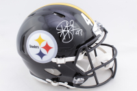Troy Polamalu Signed Steelers Full-Size Authentic On-Field Speed Helmet (Beckett COA) at PristineAuction.com