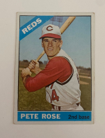 Pete Rose 1966 Topps #30 DP at PristineAuction.com