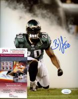 Brian Dawkins Signed Eagles 8x10 Photo (JSA COA) at PristineAuction.com