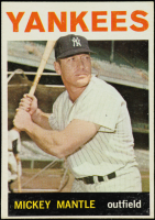 Mickey Mantle 1964 Topps #50 at PristineAuction.com