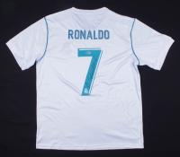 Cristiano Ronaldo Signed Jersey (Beckett COA) at PristineAuction.com