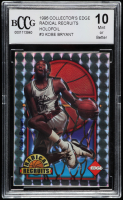 Kobe Bryant 1996 Collector's Edge Radical Recruits Holofoil #3 (BCCG 10) at PristineAuction.com