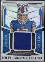 Josh Allen 2018 Certified #4 New Generation Jersey Card RC at PristineAuction.com