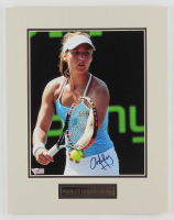 Ashley Harkleroad Signed 11x14 Custom Matted Photo (Fanatics Hologram) at PristineAuction.com
