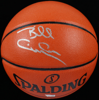 Bill Cunningham Signed NBA Game Ball Series Basketball (Fanatics Hologram) at PristineAuction.com