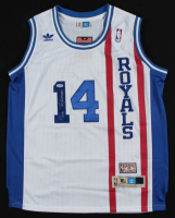 Oscar Robertson Signed Royals Jersey (PSA COA) at PristineAuction.com