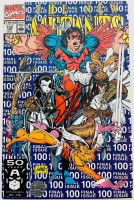 "Stan Lee Signed 1991 ""New Mutants"" Issue #100 Marvel Comic Book (Lee COA) at PristineAuction.com"