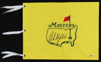 Phil Mickelson Signed Masters Flag (Beckett COA) at PristineAuction.com