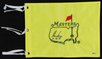 "Gary Player Signed Masters Flag Inscribed ""61 74 78"" (Beckett COA) at PristineAuction.com"