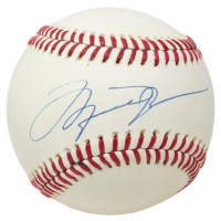 Michael Jordan Signed OML Baseball (UDA Hologram) at PristineAuction.com