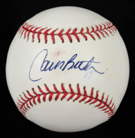 Carlos Beltran Signed OML Baseball (PSA COA & Online Authentics COA) at PristineAuction.com