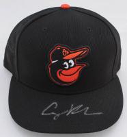 Adley Rutschman Signed Orioles New Era Fitted Baseball Hat (JSA COA) at PristineAuction.com