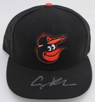Adley Rutschman Signed Orioles New Era Fitted Baseball Hat (JSA COA) at PristineAuction.com