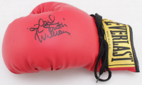 """Carl """"The Truth"""" Williams Signed Everlast Boxing Glove (JSA COA) at PristineAuction.com"""