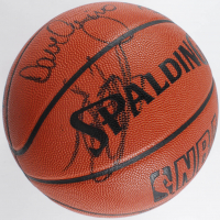 1988-1989 Bulls Official NBA Game Ball Basketball Team-Signed by (11) with Michael Jordan, Scottie Pippen, Horace Grant, Dave Corzine (Beckett LOA) at PristineAuction.com