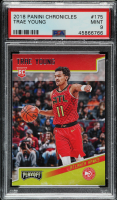 Trae Young 2018-19 Panini Chronicles #175 Playoff (PSA 9) at PristineAuction.com