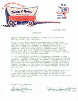 Elvis Presley Signed 1968 Comeback Special Agreement (PSA LOA) at PristineAuction.com