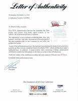 Elvis Presley Signed 1968 Comeback Special Agreement (PSA LOA) at PristineAuction.com