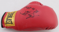 """Larry Holmes Signed Everlast Boxing Glove Inscribed """"H.W. Champ!"""" (JSA COA) at PristineAuction.com"""