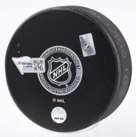Kevin Shattenkirk Signed Rangers Logo Hockey Puck (Fanatics Hologram & Steiner Hologram) at PristineAuction.com