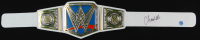 Charlotte Flair Signed Women's WWE Championship Belt (Pro Player Hologram) at PristineAuction.com