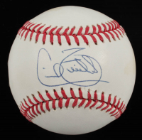 Cecil Fielder Signed OAL Baseball (Autograph Reference COA) (See Description) at PristineAuction.com