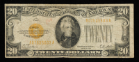 1928 $20 Twenty Dollars Gold Seal U.S. Legal Tender Note at PristineAuction.com