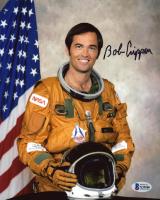 Robert L. Crippen Signed NASA 8x10 Photo (Beckett COA) at PristineAuction.com