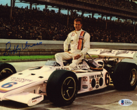 Bobby Unser Signed 8x10 Photo (Beckett COA) at PristineAuction.com