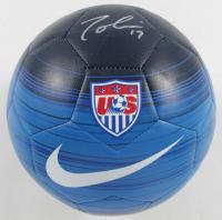 Tobin Heath Signed Team USA Nike Soccer Ball (Schwartz Sports COA) at PristineAuction.com