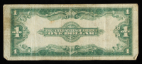 1923 Star Note $1 One-Dollars Blue Seal Silver Certificate Note at PristineAuction.com