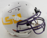 Tyrann Mathieu Signed LSU Full-Size Authentic On-Field Hydro-Dipped Helmet (JSA COA) at PristineAuction.com