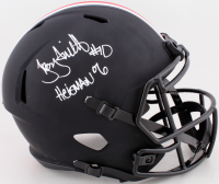 """Troy Smith Signed Ohio State Buckeyes Full-Size Eclipse Alternate Speed Helmet Inscribed """"Heisman 06"""" (Schwartz Sports COA) at PristineAuction.com"""