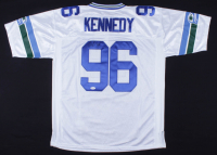 Cortez Kennedy Signed Seahawks Jersey (JSA COA) at PristineAuction.com