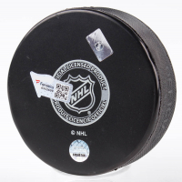 Ryan Strome Signed Rangers Logo Hockey Puck (Fanatics Hologram & Steiner Hologram) at PristineAuction.com