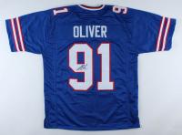 Ed Oliver Signed Jersey (JSA COA) (See Description) at PristineAuction.com