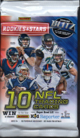 2017 Rookies & Stars Football Pack with (10) Cards at PristineAuction.com