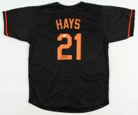 Austin Hays Signed Jersey (JSA COA) at PristineAuction.com