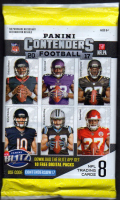 2017 Contenders Football Pack with (8) Cards at PristineAuction.com