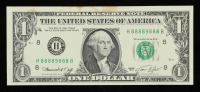 1974 U.S. $1 One-Dollar Green Seal U.S. Federal Reserve Note at PristineAuction.com