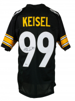 Brett Keisel Signed Jersey (Beckett COA) at PristineAuction.com