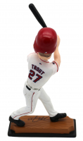 """Mike Trout Signed """"Legends of the Diamond"""" LE Bobblehead (MLB Hologram) at PristineAuction.com"""