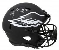 Zach Ertz Signed Eagles Full-Size Eclipse Alternate Speed Helmet (JSA COA & Radtke Hologram) at PristineAuction.com