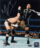 MVP Signed WWE 8x10 Photo (Fanatics Hologram & Steiner Hologram) at PristineAuction.com