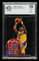 Kobe Bryant 1996-97 Fleer #203 RC (BCCG 10) at PristineAuction.com