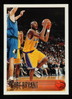Kobe Bryant 1996-97 Topps #138 RC at PristineAuction.com