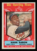 Hank Aaron 1959 Topps #561 All-Star at PristineAuction.com