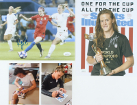 Lot of (2) Team USA Signed 8x10 Photo with Rose Lavelle & Alyssa Naeher (JSA COA) at PristineAuction.com