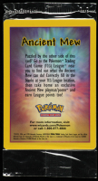 Ancient Mew 1999-02 Pokemon Wizards of the Coast American Promos #0 HOLO R at PristineAuction.com